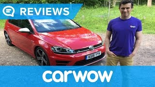Volkswagen Golf R hot hatch 2017 review | Mat Watson Reviews