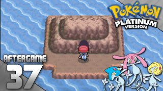 Pokemon Platinum Part 37 - Catching Azelf, Uxie, and Mesprit