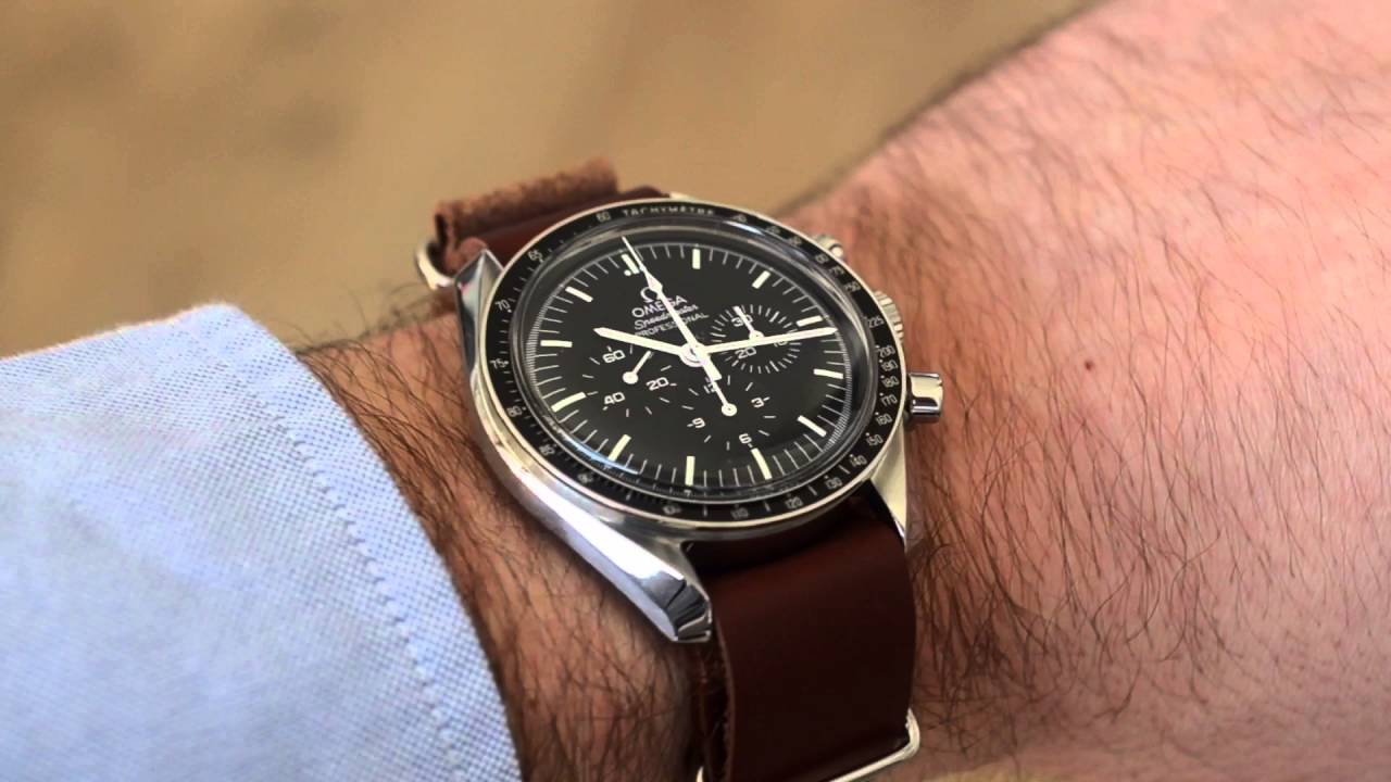Omega Speedmaster Professional Moonwatch Youtube