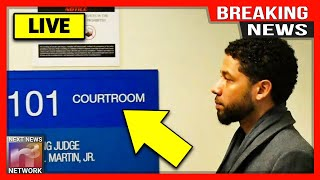 BREAKING NOW! WATCH JUSSIE SMOLLETT'S ARRAIGNMENT BEFORE THE JUDGE LIVE!