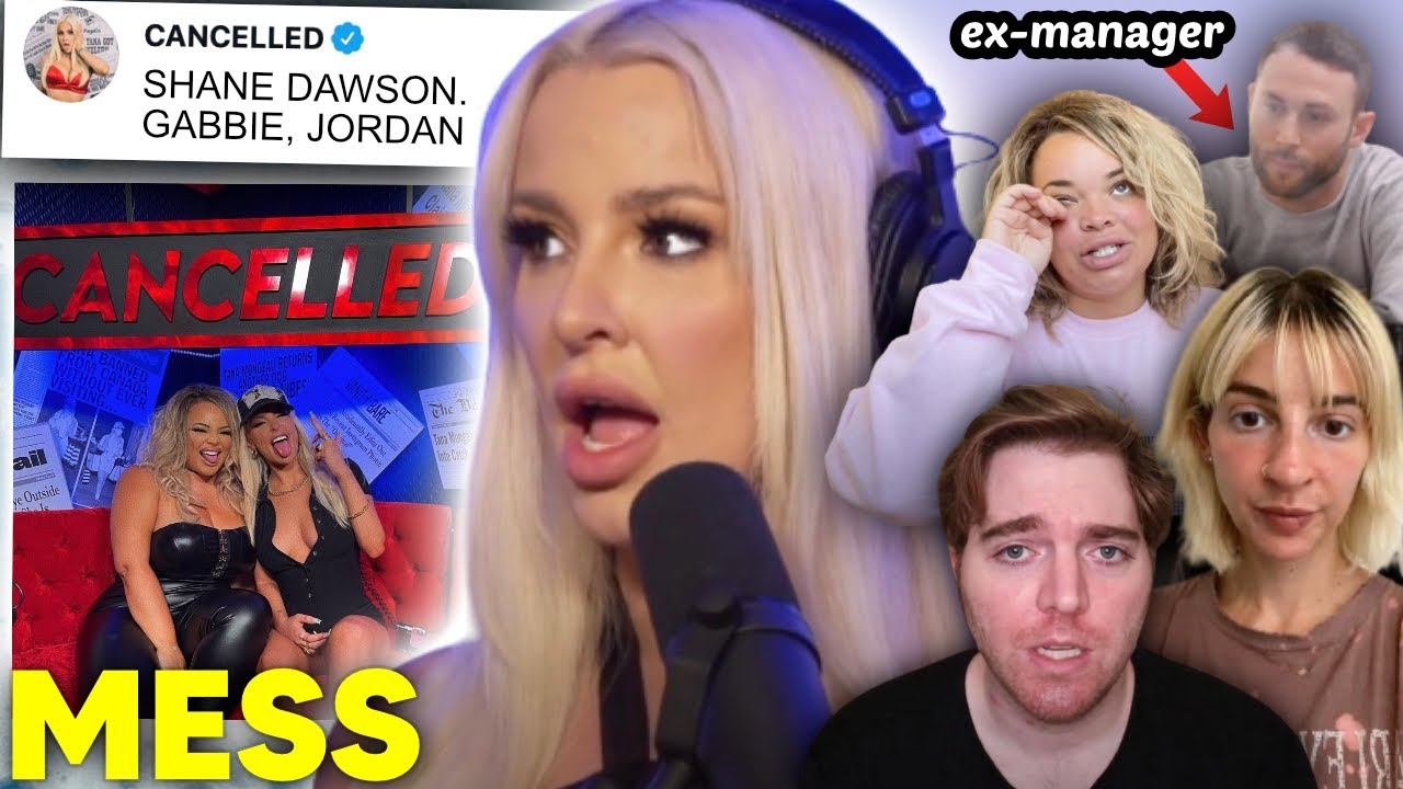 Tana Mongeau and Trisha Paytas just EXPOSED their ex friends...