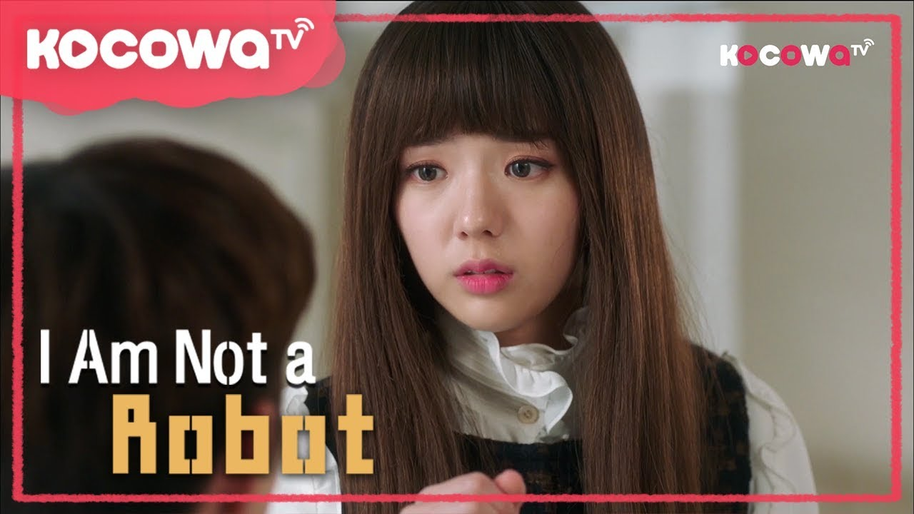 Download [I am Not a Robot] Ep 14_ Minkyu is so confused about her
