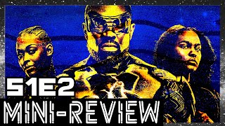 Black Lightning S1E2 | Critically Quick Review