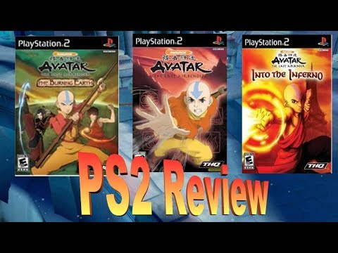 PS2 Review: The Avatar Games