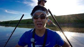 5 lb bass broke my rod texas bass fishing ft lunkerstv