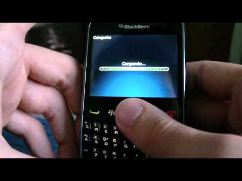 BlackBerry Curve 9300 review - Celularis.com
