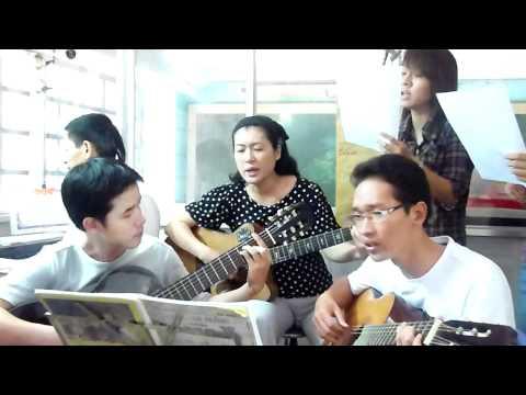 mùa thu cho em - ngô thụy miên - lớp nhạc hạ trắng - NSUT Thanh Thủy