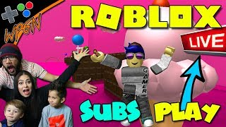 🔥 ROBLOX LIVE 🔥 Shoutouts and Play Jailbreak and More ⭐ join the WPGN FAMILY (2-22-18)