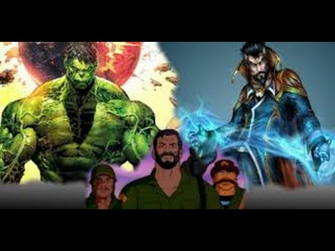 Hulk Where Monsters Dwell (2016) with Jesse Burch, Edward Bosco, Liam O'Brien Movie