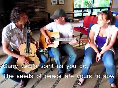 The Seeds of Peace - Rob Leveridge