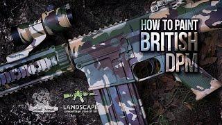 Покраска оружия в DPM / How to paint DPM