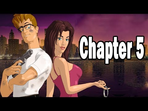 Walkthrough   Runaway: A Road Adventure   Chapter 5 Gift From The Crypt    