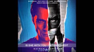 Wonder Woman Theme - IS SHE WITH YOU? Unreleased Extended Ver [HQ] - Batman v Superman: Soundtrack