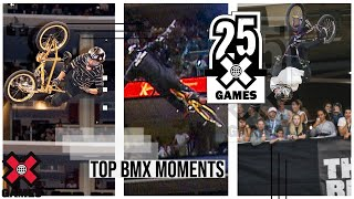 TOP BMX MOMENTS: 25 Years of X | World of X Games