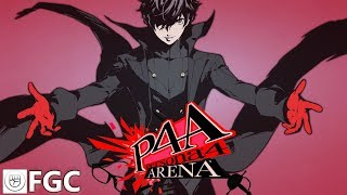 The Future of the Persona 4 Arena Series