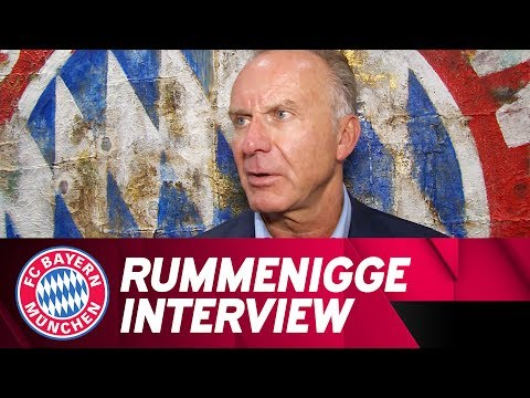 """FC Bayern can look forward"" - Rummenigge on New Players Tolisso and Gnabry"