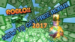 ROBLOX HOW TO GET FREE ROBUX 2017 WORKING 100% LEGIT | 100 SUBS SPECIAL HD