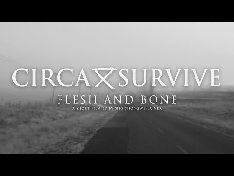 Circa Survive - Flesh and Bone (Official Music Video) Mp3