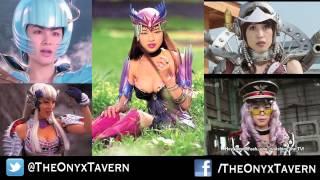 The Onyx Tavern: #80 Porn and Super Sentai Actresses