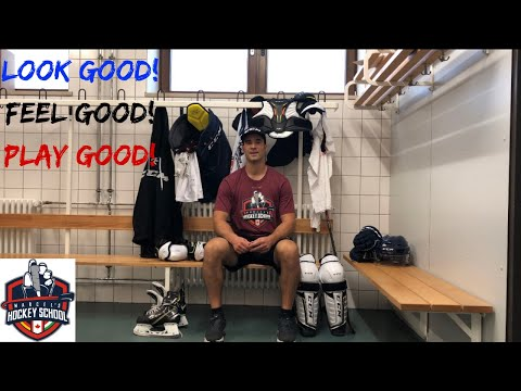How To Put On And Fit Your Hockey Gear Properly