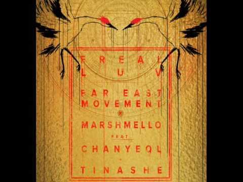 [Single] Far East Movement, Marshmello – Freal Luv (Feat. Chanyeol Of EXO, Tinashe)