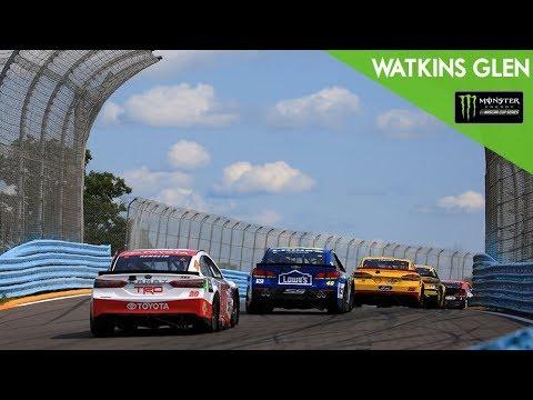 Monster Energy NASCAR Cup Series- Full Race -at The Glen