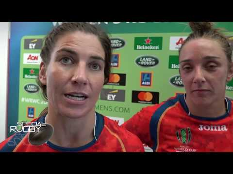 170826Las Leonas  post match vs Italia