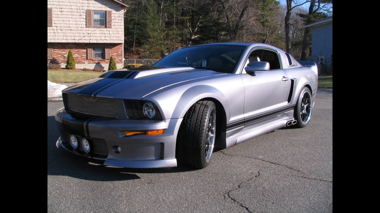 shelby gt500 2008