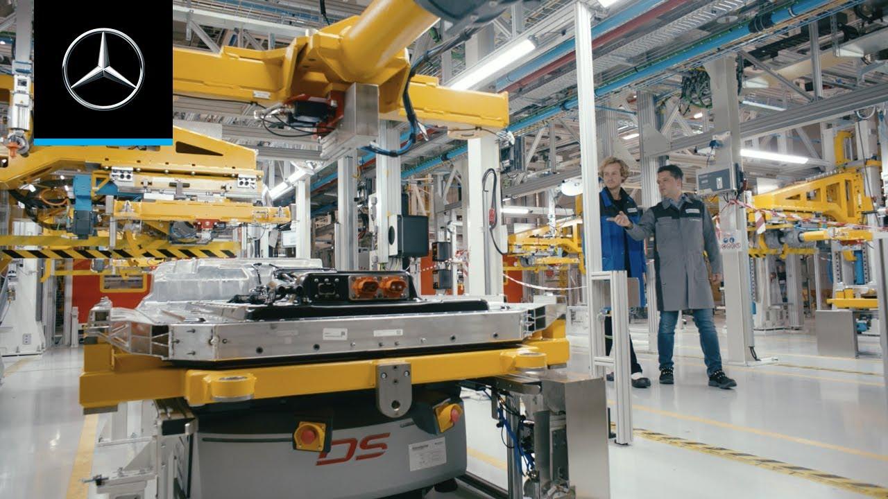 Yeni EQC ile sürdürülebilir üretim.