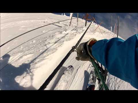 broken river, Nonstop ski 2012, club field mission