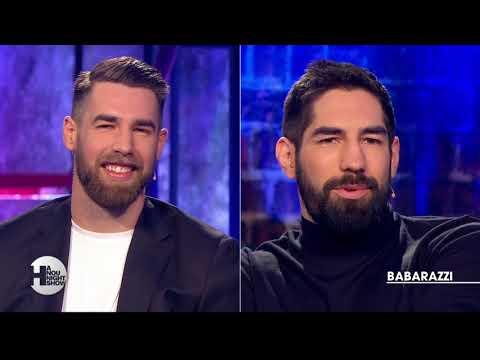 HanounightShow - 08/03/2017 Nikola Karabatic