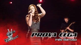 "Inês Barroso - ""Cry Me a River"" | Prova Cega | The Voice Portugal"