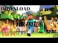 How To Download Minecraft Latest version And full version For Free On PC