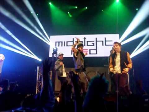Download Midnight Red - Intro, Rockstar Lover & Body Talks at PopExplosion on November 3, 2012