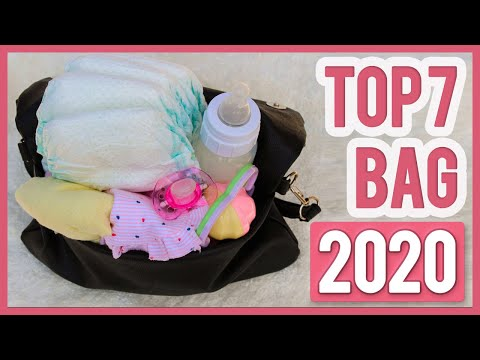 Best Diaper Bag 2020 – (TOP 7 PRODUCTS) Diaper Backpacks ������‍��