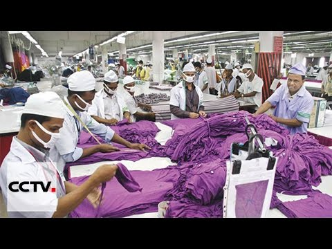 Chinese Top Clothing Factory In Bangladesh Offers Opportunities For Locals