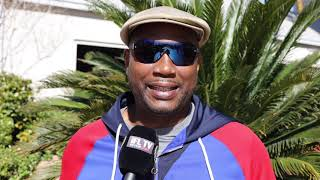 'SITUATION WITH ANTHONY JOSHUA? WHY DON'T YOU ASK HIM?' - LENNOX LEWIS, BREAKS DOWN WILDER v FURY 2