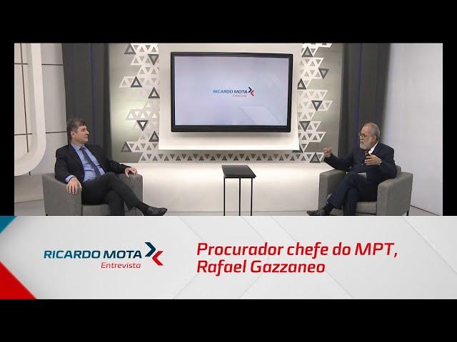Ricardo Mota Entrevista - Bloco 01