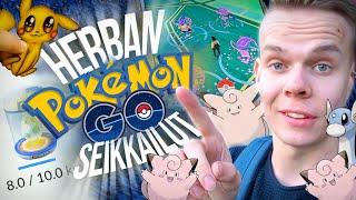 Pokemon GO - SALAISET POKESTATSIT