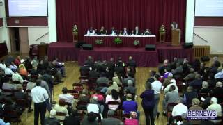 Q&A At Term Limit Public Forum, Feb 13 2013
