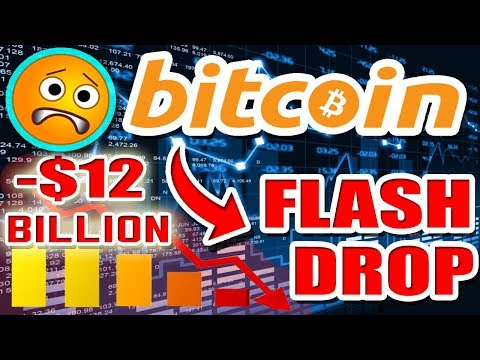 PANIC! Flash Drop Spreads FUD amid Positive Cryptocurrency Development. Pro Tip: HODL!