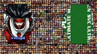 My Final Mugen Roster - 1082 Characters (NOW DOWNLOADABLE!)