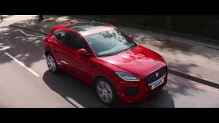 De New Jaguar E-PACE TV-commercial