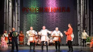 """Kamarinskaja Schauspielerei - Russisches Volkstanz - Moskauer Folklore-Ensemble """"Rossijanotschka"""""""