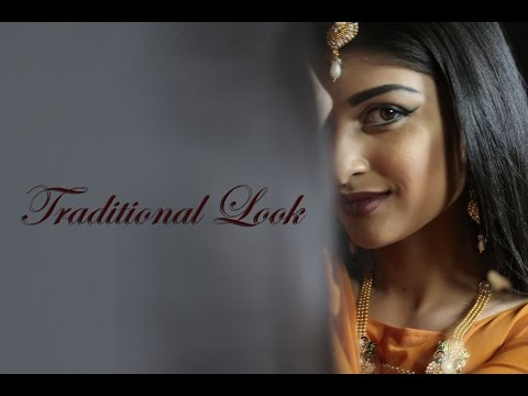 SOUTH ASIAN MAKEUP TUTORIAL