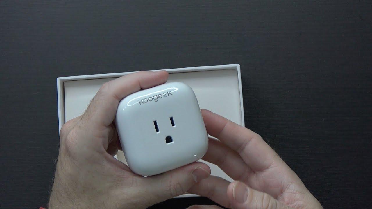 Siri Controls My Studio Lights? | Koogeek Wi-fi Smart Plug