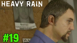 WIR HABEN DEN ORIGAMI KILLER !! HEAVY RAIN : Let's Play #19 [FACECAM]