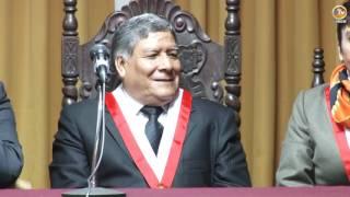 Tema: Ceremonias de Asunción al Cargo de Decanato Fac. Educación