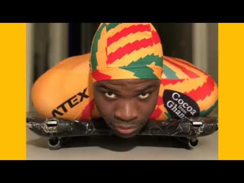 Akwasi Frimpong plaatst zich voor de Olympische Spelen