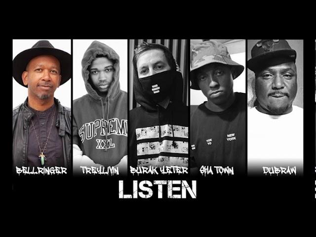 Burak Yeter Ft.DubRaw & Sha Town, Treylivin & Bellringer - Listen